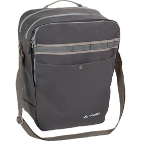 VAUDE Classic Back Laukku, phantom black